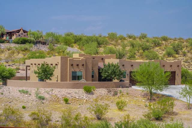 4750 Desert Willow Drive, Wickenburg, AZ 85390 (MLS #6121680) :: RE/MAX Desert Showcase