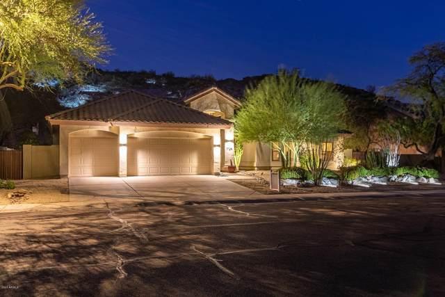 1724 E Cathedral Rock Drive, Phoenix, AZ 85048 (MLS #6121682) :: The Daniel Montez Real Estate Group