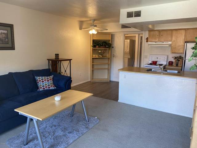 461 W Holmes Avenue #208, Mesa, AZ 85210 (MLS #6121710) :: Conway Real Estate