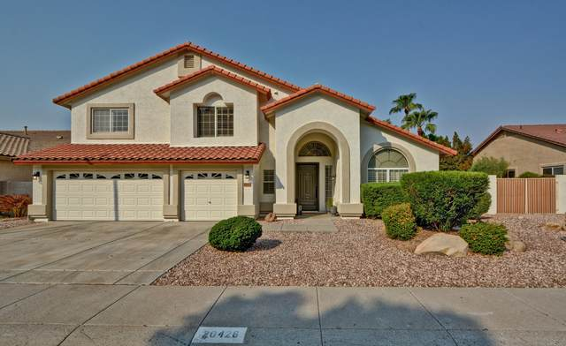 20426 N 53RD Avenue, Glendale, AZ 85308 (MLS #6121760) :: RE/MAX Desert Showcase