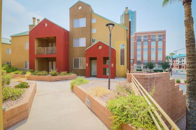 154 W 5TH Street #225, Tempe, AZ 85281 (MLS #6121779) :: Riddle Realty Group - Keller Williams Arizona Realty