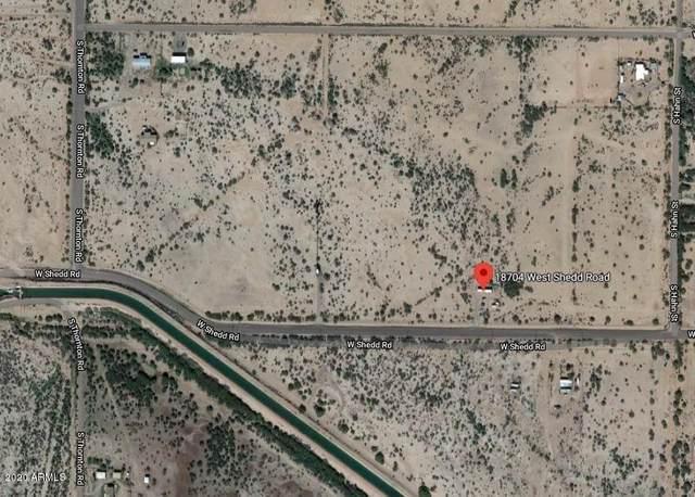 18704 W Shedd Road, Casa Grande, AZ 85193 (MLS #6121879) :: Arizona Home Group