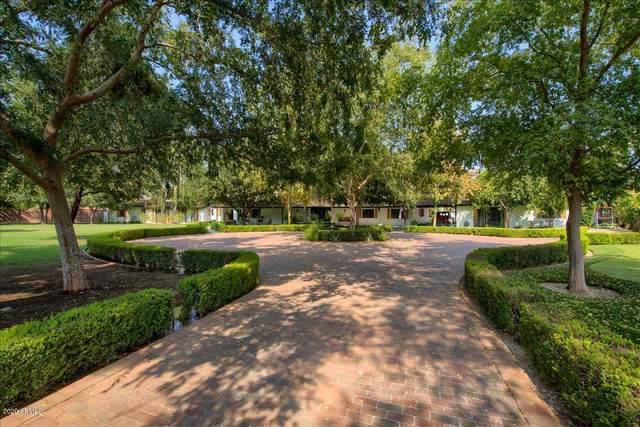 6035 N Central Avenue, Phoenix, AZ 85012 (MLS #6121903) :: Conway Real Estate