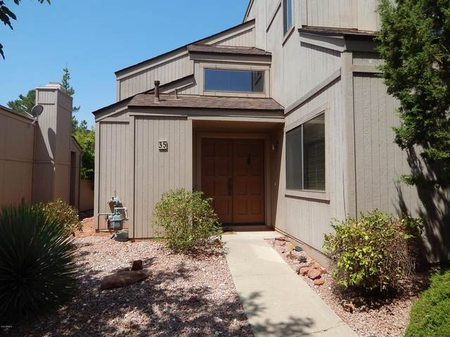 1340 Vista Montana Road #35, Sedona, AZ 86336 (#6122073) :: AZ Power Team | RE/MAX Results