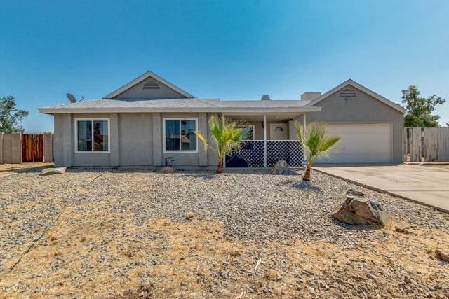 20615 N 22ND Avenue, Phoenix, AZ 85027 (MLS #6122101) :: Homehelper Consultants