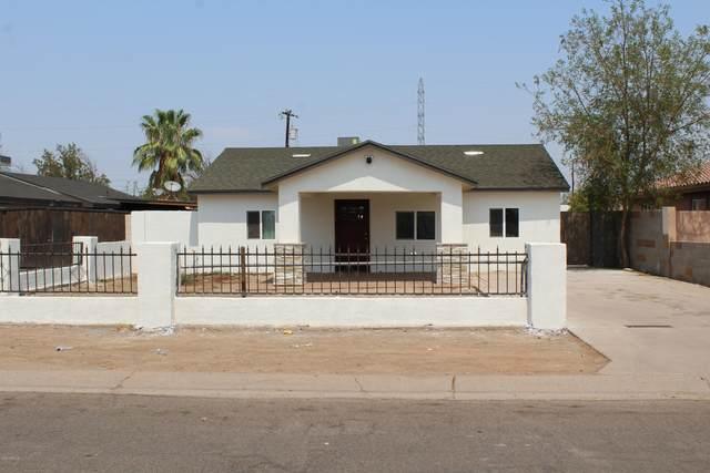 4020 W Tonto Street, Phoenix, AZ 85009 (MLS #6122246) :: The Daniel Montez Real Estate Group