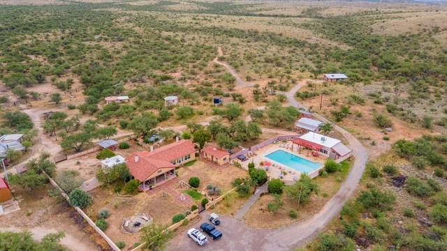 12050 S Desert Sanctuary Road, Benson, AZ 85602 (MLS #6122435) :: Lucido Agency