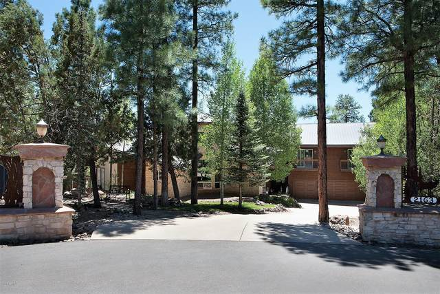 2163 Creekside Court, Pinetop, AZ 85935 (MLS #6122463) :: Brett Tanner Home Selling Team