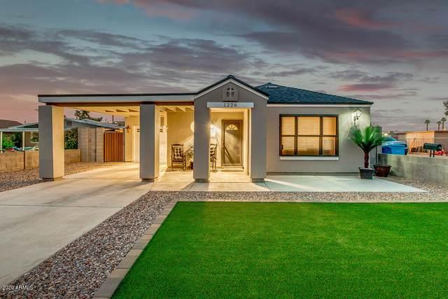 1226 E Garfield Street, Phoenix, AZ 85006 (MLS #6122493) :: TIBBS Realty