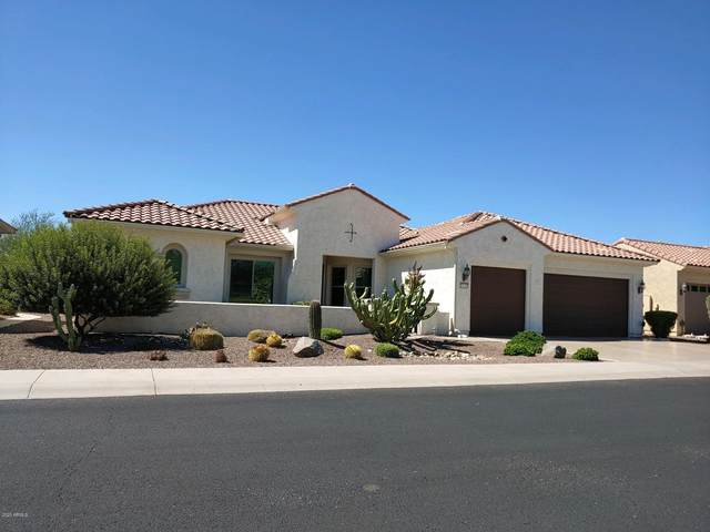 20588 N 271st Ave, Buckeye, AZ 85396 (MLS #6122748) :: Long Realty West Valley