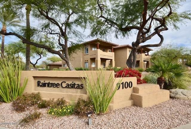 9100 E Raintree Drive #251, Scottsdale, AZ 85260 (MLS #6122831) :: Conway Real Estate