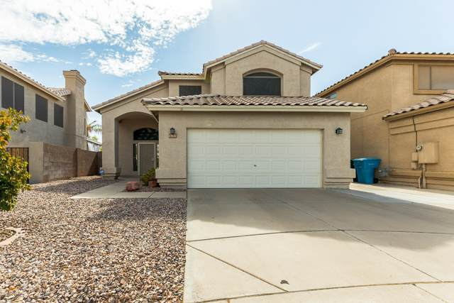 13637 S 47TH Street, Phoenix, AZ 85044 (MLS #6122855) :: Devor Real Estate Associates