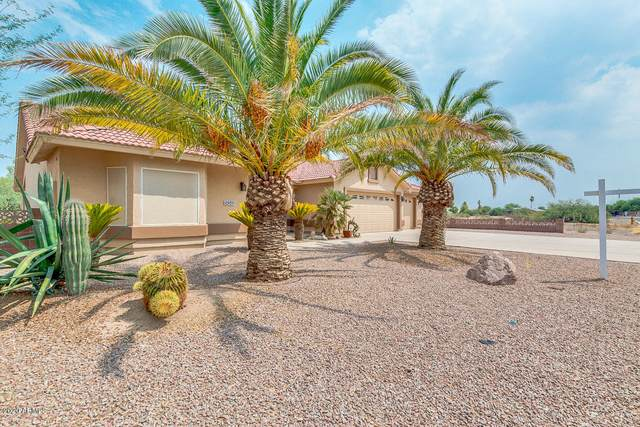14546 S Country Club Drive, Arizona City, AZ 85123 (MLS #6122890) :: Midland Real Estate Alliance