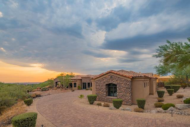 4302 N El Sereno Circle, Mesa, AZ 85207 (MLS #6122906) :: Midland Real Estate Alliance