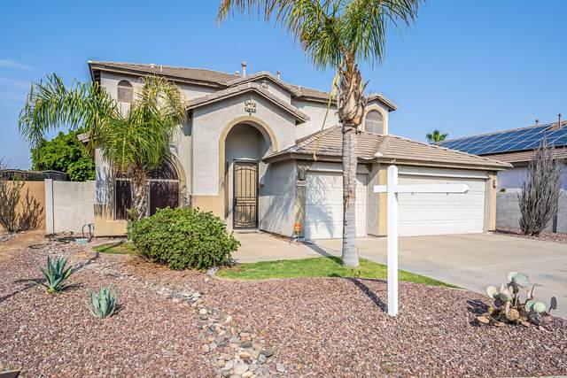 26048 N 68TH Drive, Peoria, AZ 85383 (MLS #6122939) :: Howe Realty