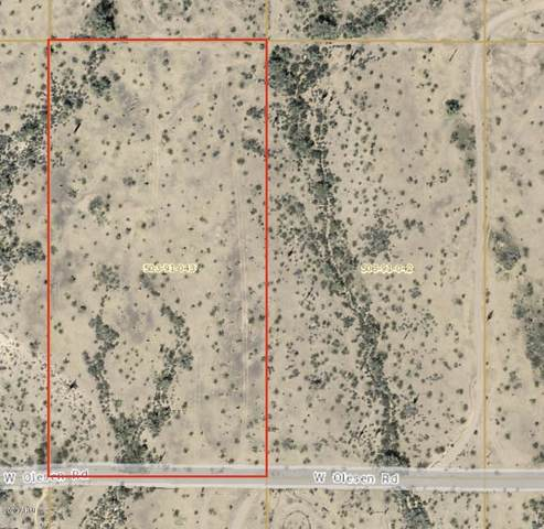 0 W Olesen Road, Wittmann, AZ 85361 (MLS #6122975) :: Midland Real Estate Alliance