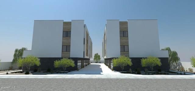 1443 E Osborn Road #3, Phoenix, AZ 85014 (MLS #6122981) :: Devor Real Estate Associates