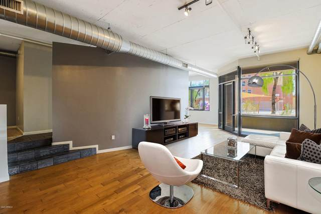 7301 E 3rd Avenue #103, Scottsdale, AZ 85251 (MLS #6123022) :: Conway Real Estate