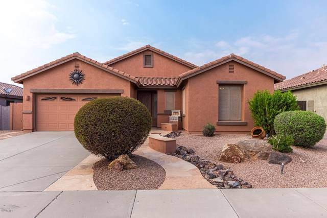 7656 E Desert Honeysuckle Drive, Gold Canyon, AZ 85118 (MLS #6123040) :: Arizona Home Group