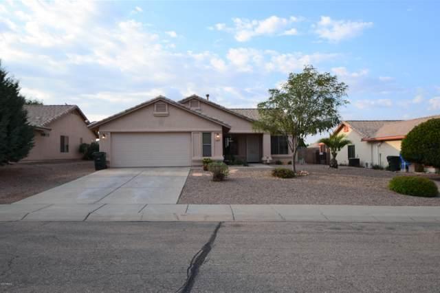 2499 Cartegena Drive, Sierra Vista, AZ 85650 (MLS #6123224) :: Long Realty West Valley