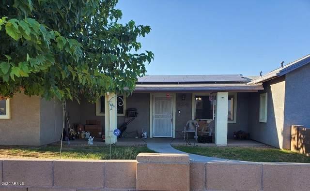 824 E Washington Street, Avondale, AZ 85323 (MLS #6123303) :: Devor Real Estate Associates