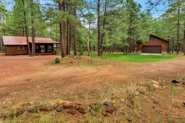 1841 Mineral Drive, Forest Lakes, AZ 85931 (MLS #6123389) :: Dijkstra & Co.