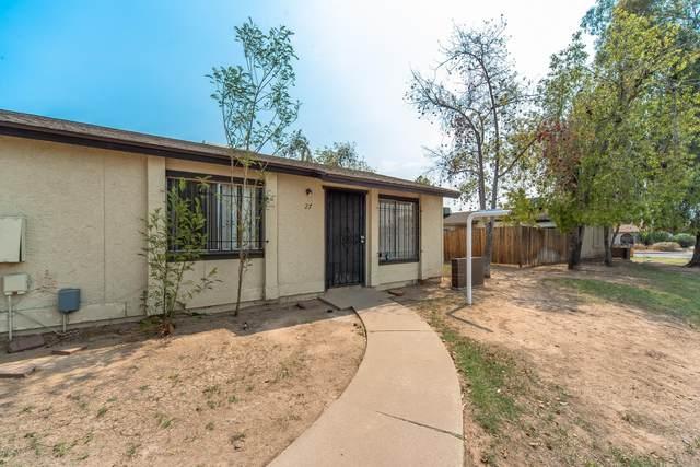 3120 N 67TH Lane #27, Phoenix, AZ 85033 (MLS #6123426) :: Lucido Agency