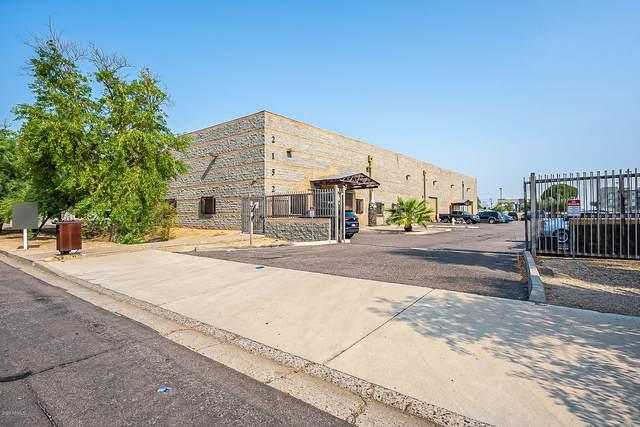 2152 E Cedar Street, Tempe, AZ 85281 (MLS #6123566) :: Conway Real Estate
