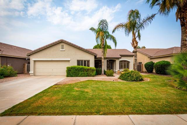 1138 S Western Skies Drive, Gilbert, AZ 85296 (MLS #6123591) :: John Hogen | Realty ONE Group