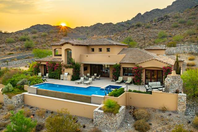 6775 N 39TH Place, Paradise Valley, AZ 85253 (MLS #6123609) :: Long Realty West Valley