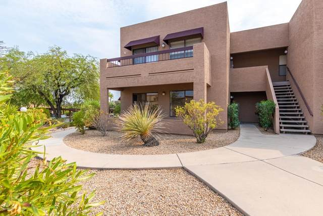 16657 E Gunsight Drive #102, Fountain Hills, AZ 85268 (MLS #6123612) :: Arizona Home Group