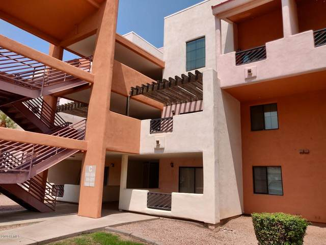 1005 E 8TH Street #1010, Tempe, AZ 85281 (MLS #6123628) :: Conway Real Estate