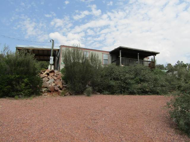 1442 W Munsee Drive, Payson, AZ 85541 (MLS #6123750) :: Conway Real Estate