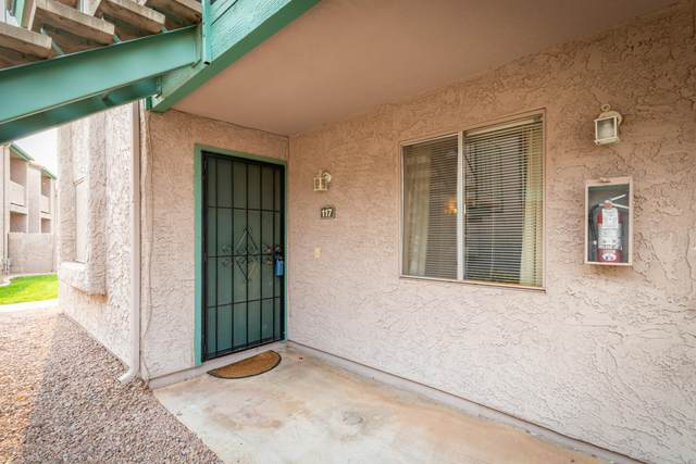 623 W Guadalupe Road #117, Mesa, AZ 85210 (#6123754) :: The Josh Berkley Team