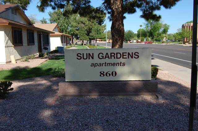 860 E Brown Road #53, Mesa, AZ 85203 (#6123799) :: The Josh Berkley Team