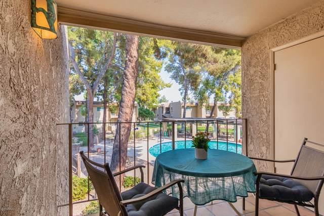 7430 E Chaparral Road A232, Scottsdale, AZ 85250 (MLS #6123805) :: Conway Real Estate