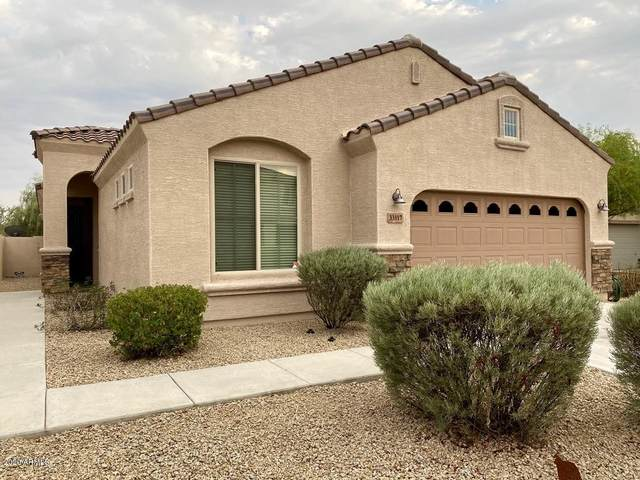 33117 N 40th Place, Cave Creek, AZ 85331 (MLS #6123849) :: RE/MAX Desert Showcase