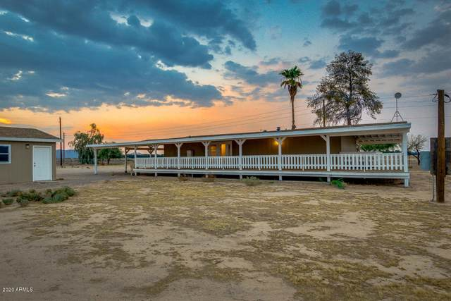 49961 W Peters And Nall Road, Maricopa, AZ 85139 (MLS #6123859) :: Conway Real Estate