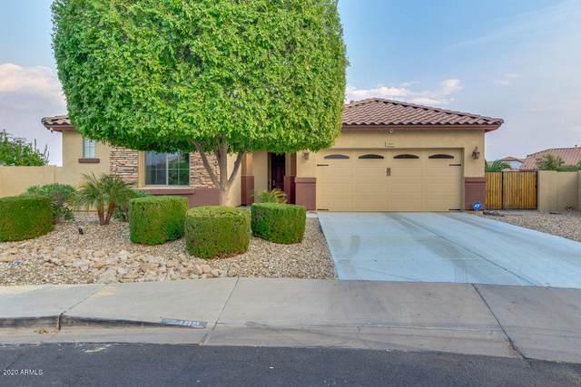 2499 E Sequoia Drive, Chandler, AZ 85286 (MLS #6123952) :: Riddle Realty Group - Keller Williams Arizona Realty