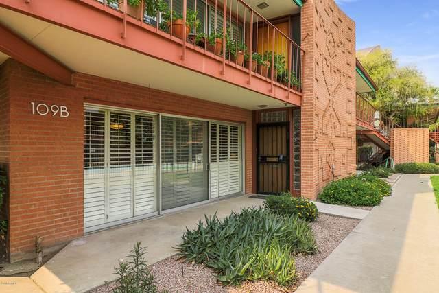 109 E Palm Lane B, Phoenix, AZ 85004 (MLS #6123996) :: Conway Real Estate