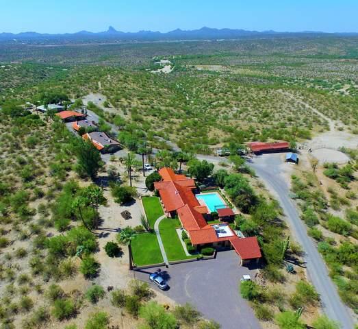 56550 N Rancho Casitas Road, Wickenburg, AZ 85390 (MLS #6124033) :: Yost Realty Group at RE/MAX Casa Grande