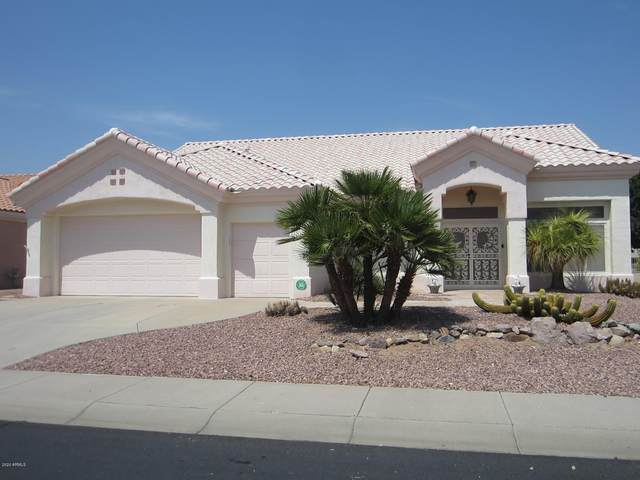 15322 W Black Gold Lane, Sun City West, AZ 85375 (MLS #6124062) :: Lucido Agency