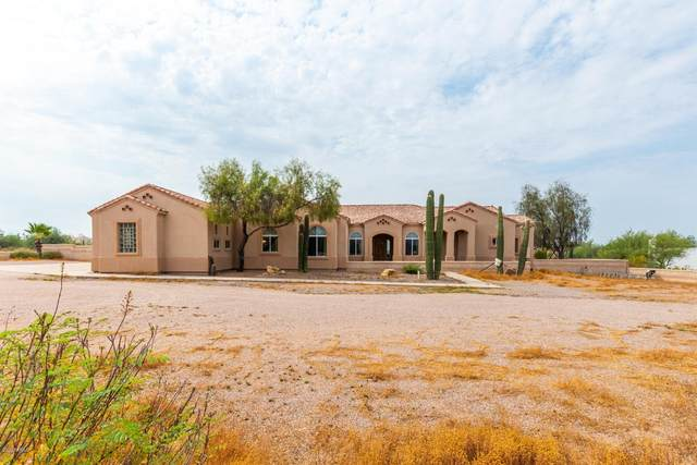 5729 E 14TH Avenue, Apache Junction, AZ 85119 (MLS #6124068) :: Long Realty West Valley