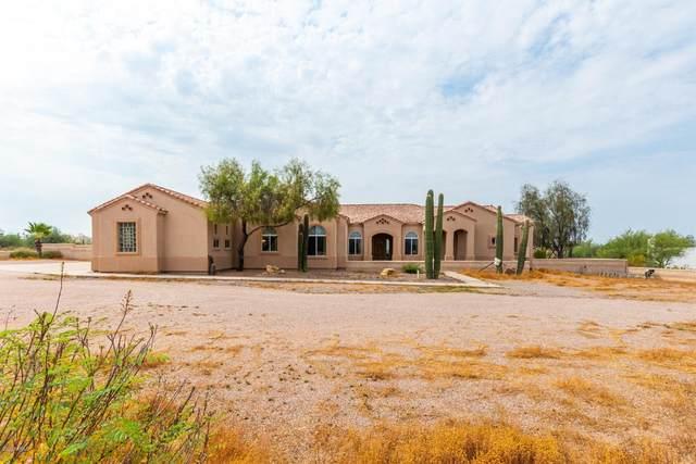 5729 E 14TH Avenue, Apache Junction, AZ 85119 (MLS #6124068) :: Midland Real Estate Alliance