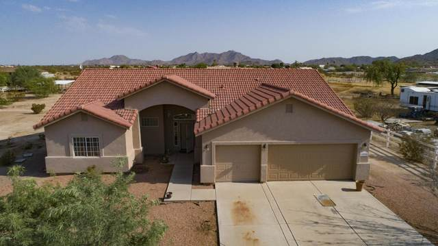 10558 W Bel Air Circle, Casa Grande, AZ 85194 (MLS #6124140) :: RE/MAX Desert Showcase