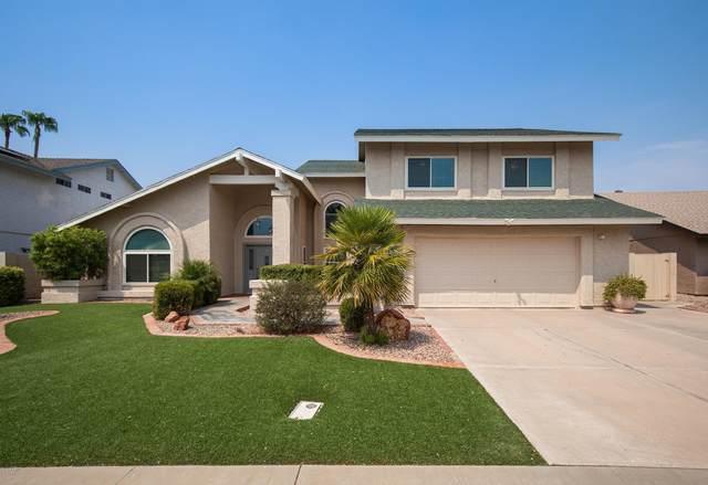 618 W Straford Drive, Chandler, AZ 85225 (MLS #6124166) :: The Daniel Montez Real Estate Group