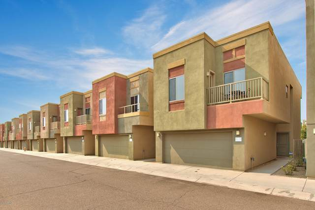 3113 E Danbury Road #5, Phoenix, AZ 85032 (MLS #6124179) :: D & R Realty LLC