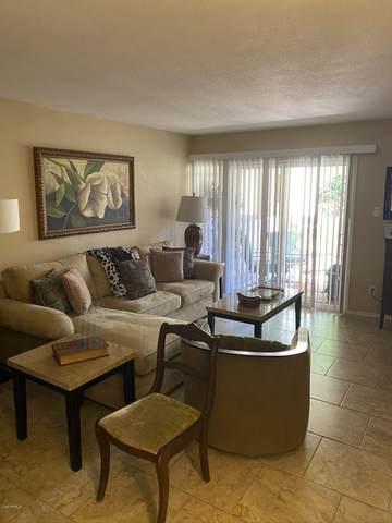 3313 N 68th Street #110, Scottsdale, AZ 85251 (MLS #6124201) :: Balboa Realty