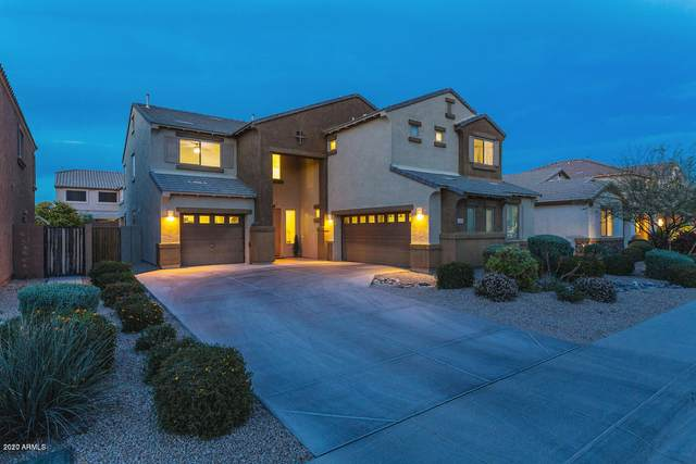 4020 E Hashknife Road, Phoenix, AZ 85050 (MLS #6124217) :: Dijkstra & Co.