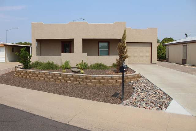 2339 N Shannon Way, Mesa, AZ 85215 (MLS #6124289) :: Conway Real Estate